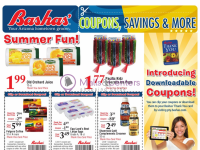 Bashas' (Savings lock) Flyer