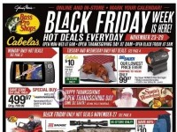Bass Pro Shops (Black Friday Week is Here - Pacific) Flyer