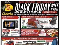 Bass Pro Shops (Black Friday Week is Here - West) Flyer
