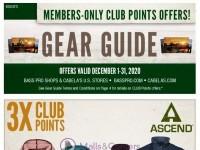 Bass Pro Shops (December Gear Guide - Pacific) Flyer