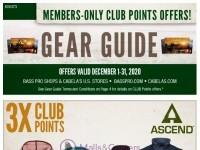 Bass Pro Shops (December Gear Guide - South) Flyer