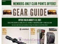 Bass Pro Shops (Gear Guide - Pacific) Flyer