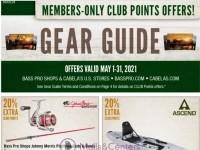 Bass Pro Shops (Gear Guide - South) Flyer