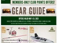Bass Pro Shops (Gear Guide - West) Flyer