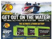 Bass Pro Shops (Get Out on the Water - North) Flyer