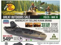 Bass Pro Shops (Great Outdoors Sale - west) Flyer