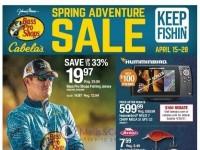 Bass Pro Shops (Spring Adventure Sale - Pacific) Flyer