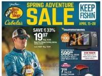 Bass Pro Shops (Spring Adventure Sale - South) Flyer