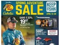 Bass Pro Shops (Spring Adventure Sale - WEST) Flyer