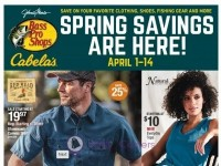 Bass Pro Shops (Spring Savings Are Here - North) Flyer
