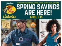 Bass Pro Shops (Spring Savings Are Here - Pacific) Flyer