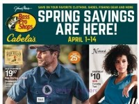 Bass Pro Shops (Spring Savings Are Here - West) Flyer