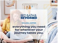 Bed Bath & Beyond (Back to college guide) Flyer