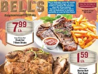 Bell's Food Stores (Special Offer) Flyer