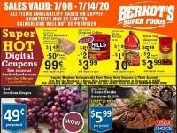 Berkot's Super Foods (Super hot) Flyer