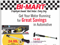 Bi-Mart (Great savings) Flyer