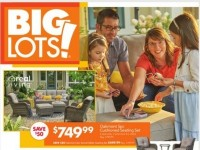 Big Lots (Hot Deals) Flyer