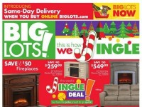 Big Lots (Ingle Deal) Flyer