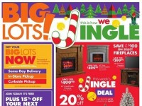 Big Lots (Special Offer) Flyer