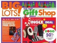 Big Lots (This Week's Jingle Deal) Flyer