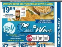 Big Y (Catch the Wave) Flyer