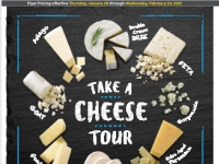 Big Y (Culinary Tours) Flyer