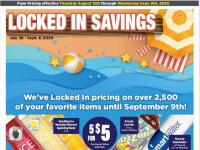 Big Y (Locked In Savings) Flyer