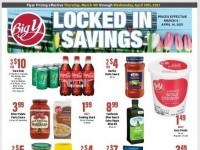 Big Y (Locked in Savings) Flyer