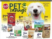 Big Y (Pet Savings) Flyer