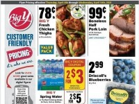 Big Y (Weekly Specials) Flyer