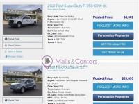 Bluebonnet Motors Ford (Amazing Deals) Flyer