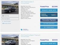 Bluebonnet Motors Ford (Amazing Savings) Flyer