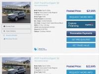 Bluebonnet Motors Ford (Hot Deals) Flyer