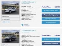 Bluebonnet Motors Ford (Hot Offers) Flyer