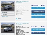 Bluebonnet Motors Ford (Special Offer) Flyer