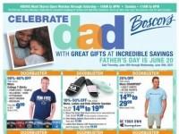 Boscov's (Celebrate dad) Flyer