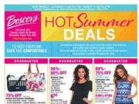 Boscov's (hot summer deals) Flyer