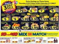 Boyer's Food Markets (Extra Savings) Flyer