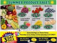 Boyer's Food Markets (Summer Produce Sale) Flyer