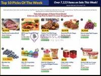 Boyer's Food Markets (Top 10 Picks Of The Week) Flyer