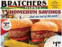 Bratchers Market (Homerun Savings) Flyer
