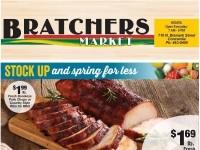 Bratchers Market (Special Offer) Flyer
