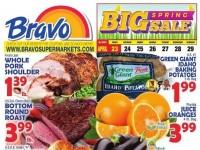 Bravo Supermarkets (Big Spring Sale) Flyer