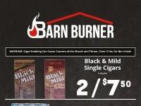 Brookshire Brothers (Barn Burner) Flyer