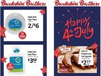 Brookshire Brothers (Happy 4th of july) Flyer