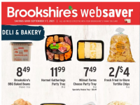 Brookshire's Food & Pharmacy (Special Offer - websaver) Flyer