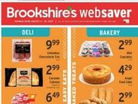 Brookshire's Food & Pharmacy (Websaver) Flyer