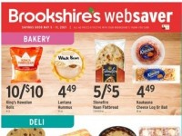 Brookshire's Food & Pharmacy (Websaver) Flyer