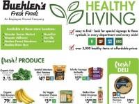 Buehler's Fresh Foods (Healthy Living) Flyer