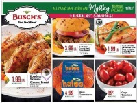 Busch's Fresh Food Market (1 Week Of Savings) Flyer